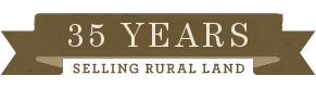 30 Years Selling Rural Land