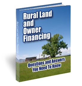 Rural Land and Owner Financing