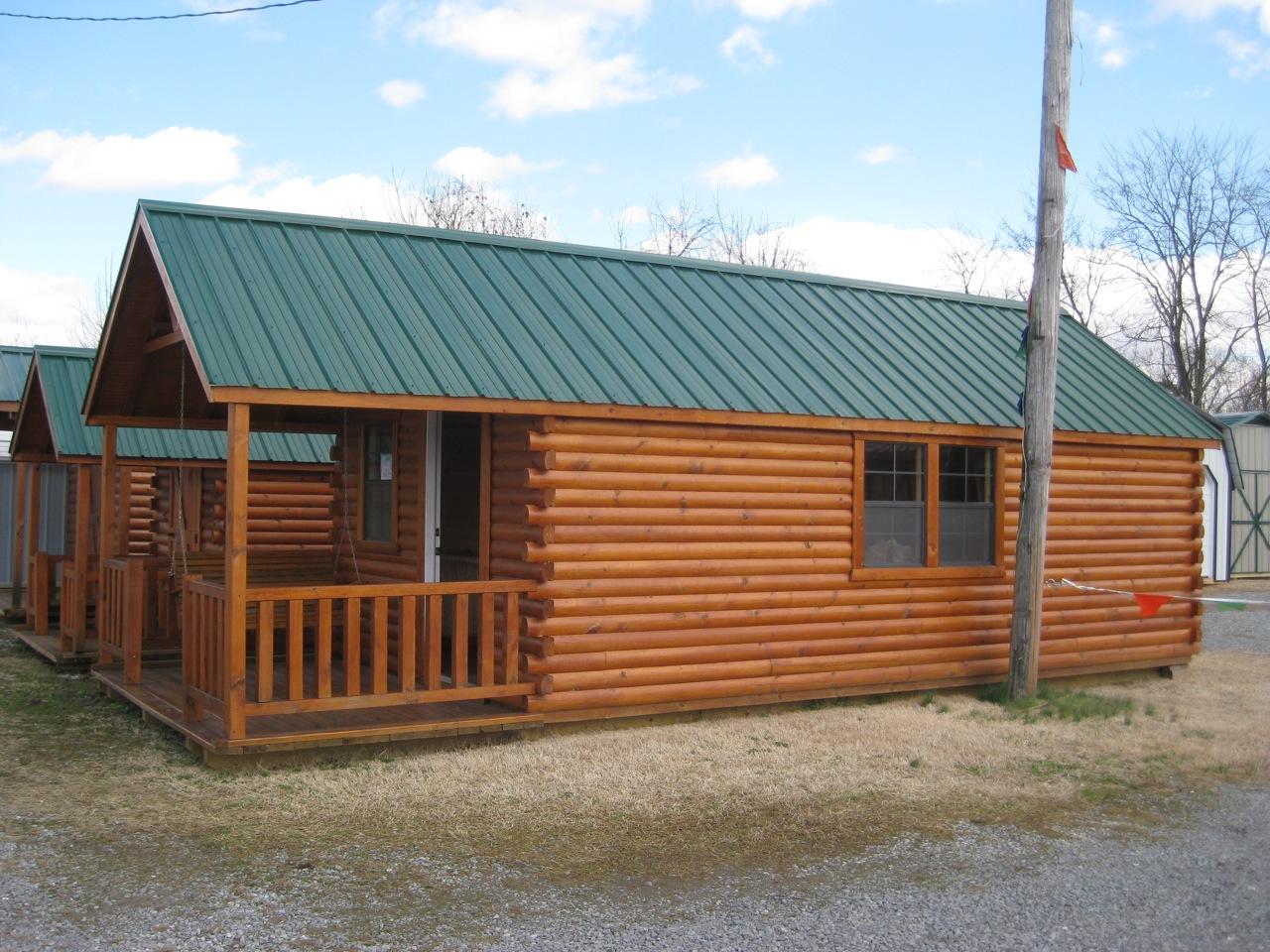 Little Cabin Side
